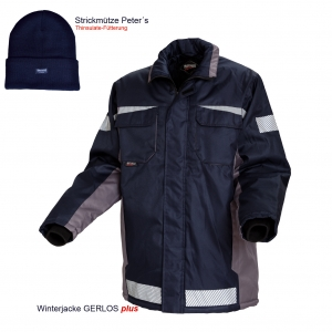 "Produktbild ""Rough Wear Winterjacke GERLOS PLUS"""
