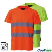 Produktbild: T-Shirt CoolPass EN471