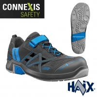 Produktbild: Haix® Sicherheitsschuh CONNEXIS safety air S1 low blue